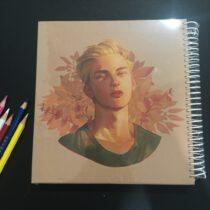 دفترچه سیمی فانتزی