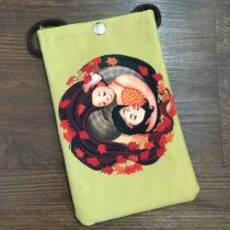 کیف گردنی موبایل فانتزی