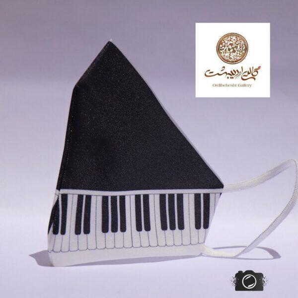 ماسک طرح پیانو