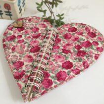 دفترچه سیمی قلب
