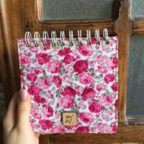 دفترچه سیمی گلگلی